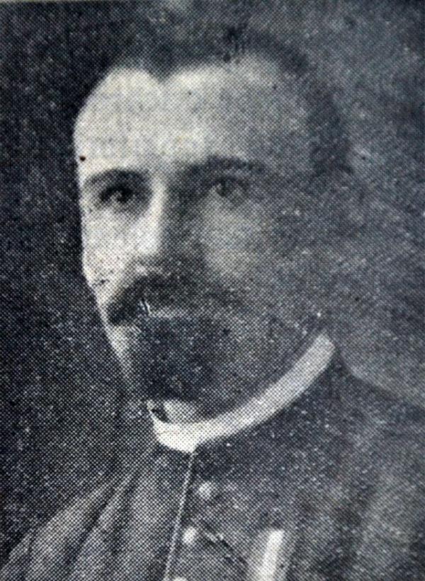 Preotul Ludovic Vida  din Carei