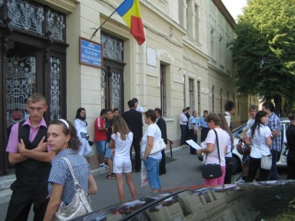 Pregătirea candidaților înscriși pentru BAC 2012 sesiunea august-septembrie
