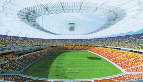 Național Arena este gata