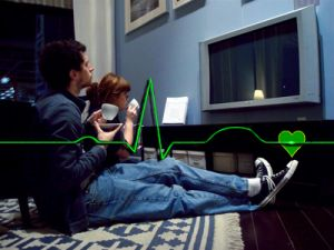 Petreci destul de mult timp în faţa televizorului?