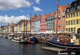 Informare de călătorie – Danemarca