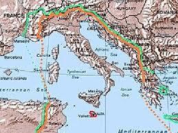 Atenţionare de călătorie – Italia