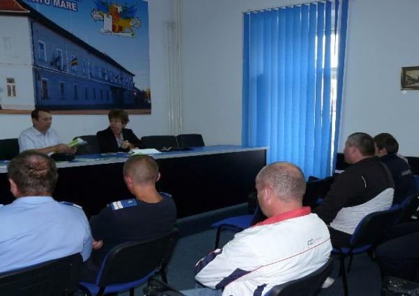 AJOFM sprijină personalul disponibilizat de la IJ de Jandarmi