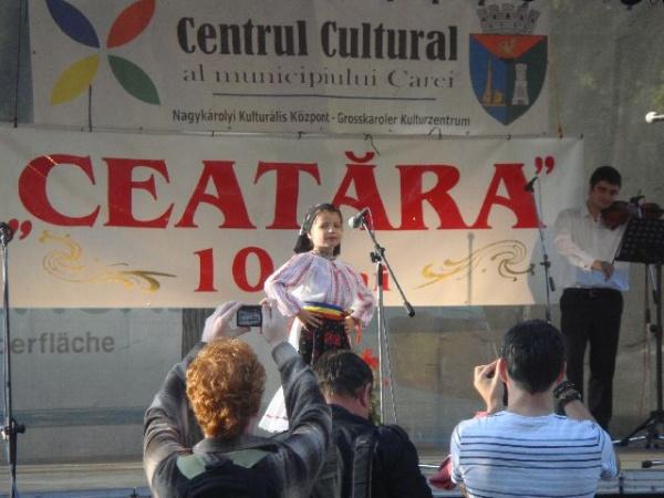 Caravana Culturii Sătmărene poposeşte şi la Carei