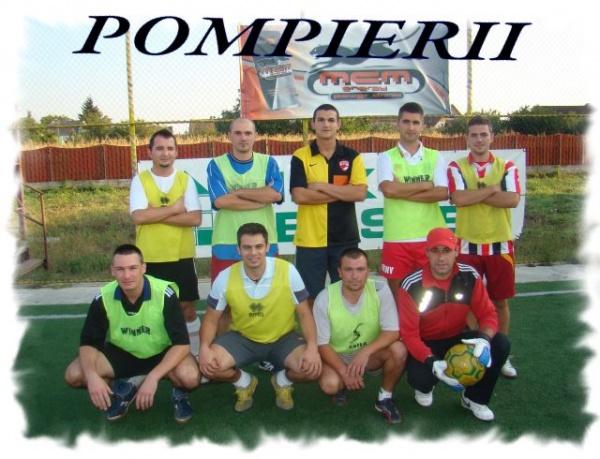 A VII-a etapă a Campionatului Local de Minifotbal