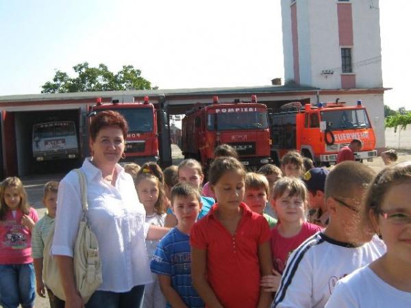 Ziua Porţilor Deschise la pompieri  de 1 Iunie,devansată
