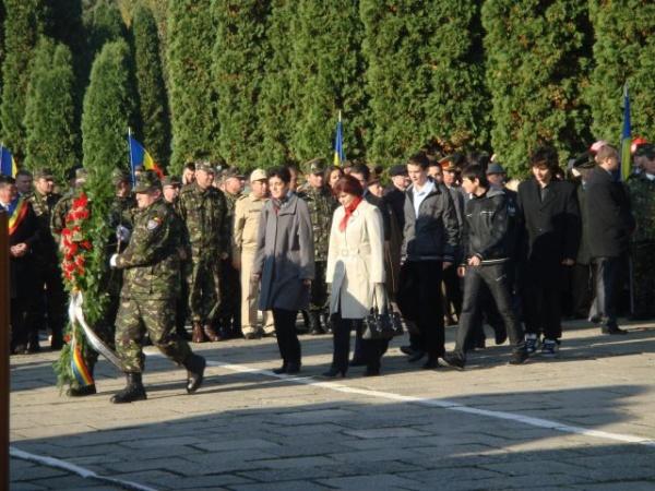 """""""Doamna Stanca""""aduce un omagiu Armatei Române"""