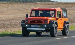 Germanii copiază Dacia Duster !