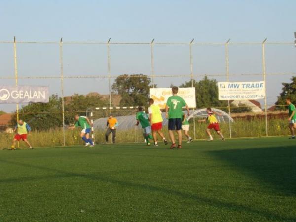 A opta etapă a Campionatului Local de Minifotbal