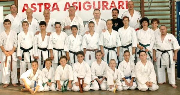 """ Kuranai Karate Open Cup – 2011- Salonta"""