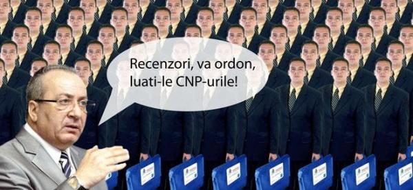 Bulibăşeala CNP-ului