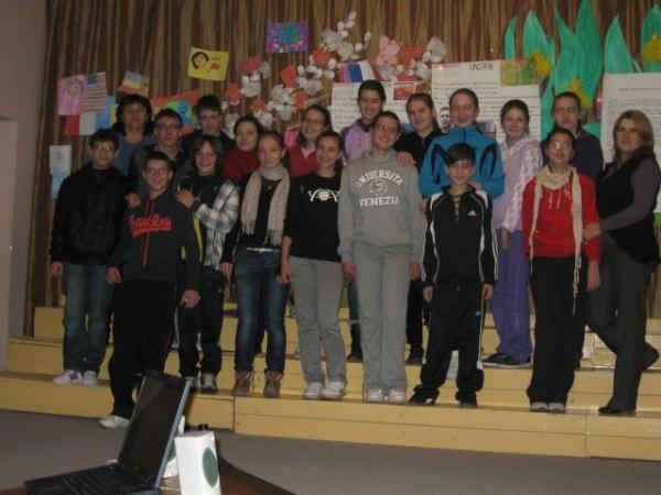 Săptămâna educaţiei globale la Şcoala Generală nr.1