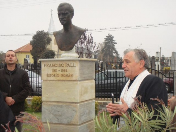 Comemorare Francisc Pall