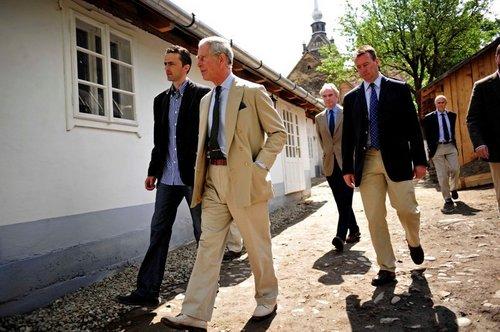 Prinţul Charles înţelege că România are ceea ce restul Europei a pierdut