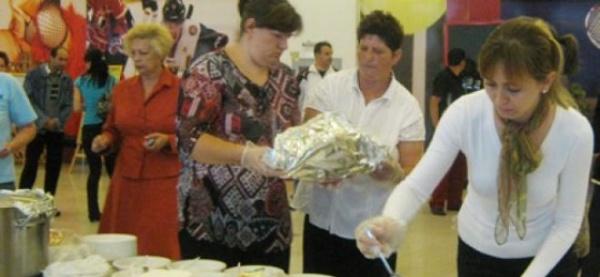 Campionat Mondial de mâncat sarmale, la Cluj