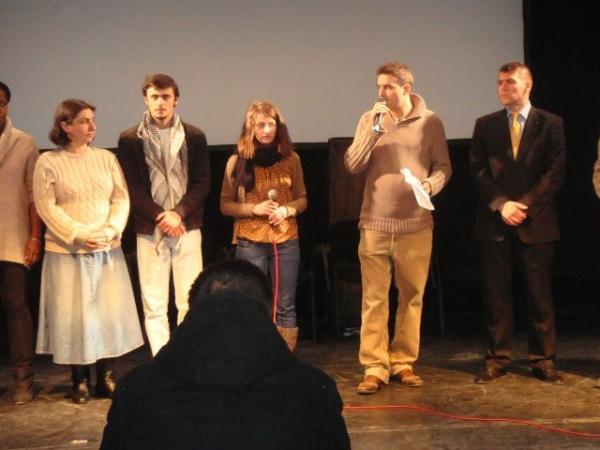 Start la Festivalul de Teatru  SPOT 2011