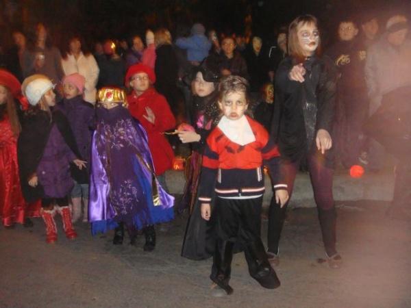 Un Halloween Party reuşit