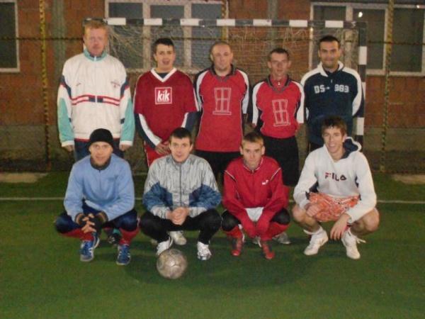 Minifotbal:a cincea etapă