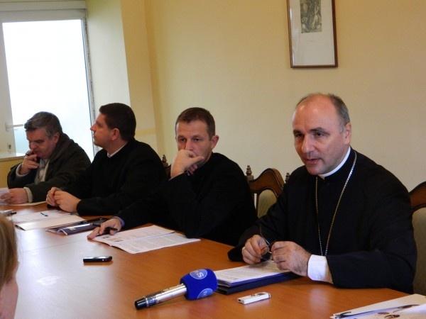 Episcopii catolici de rit oriental se intâlnesc la Oradea