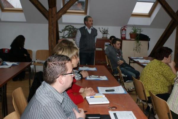 """Lansarea proiectului """"Dezvoltarea abilităților antrepenoriale și manageriale în zona IMM-urilor"""