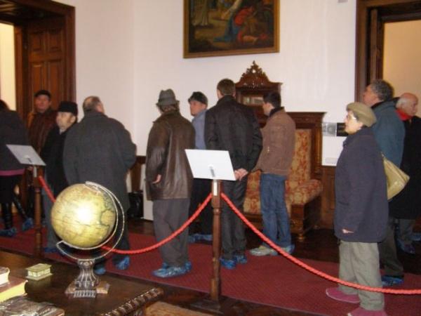 Nou orar de vizitare la Muzeu