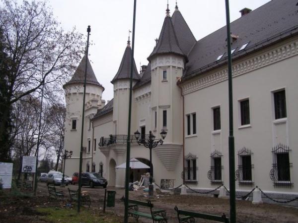 Finalizarea lucrărilor la Castel şi dezvelirea bustului grofului Károly