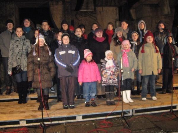 Programul Festivalului de Crăciun de la Carei