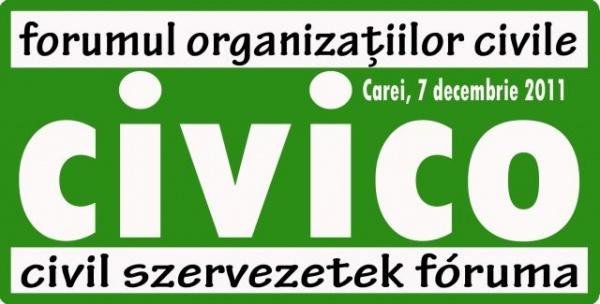 Conferinţă CIVICO la Carei