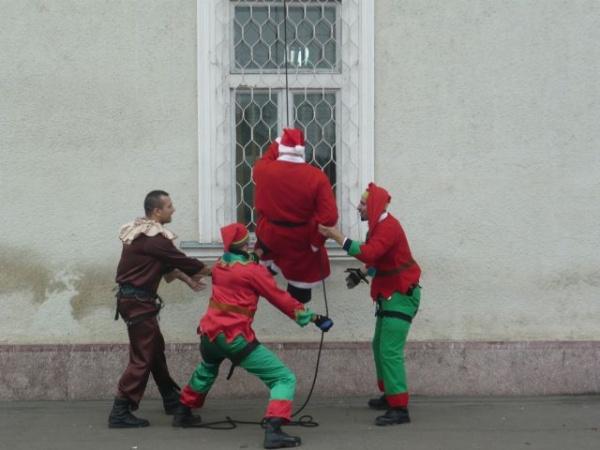 Vine , vine Moş Crăciun !