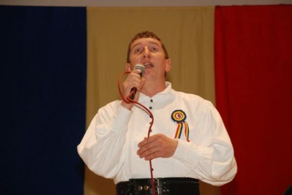Festival folcloric la Medieşu Aurit