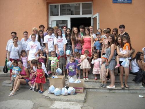 Voluntarii SNAC ai anului 2011