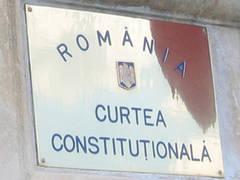 Curtea Constituţională, acuzată că a trimis înscrisuri false la Guvern