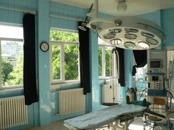 Săli de operaţie reabilitate