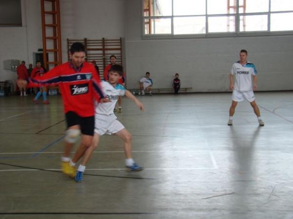 Cupa Futsal Carei-prima zi