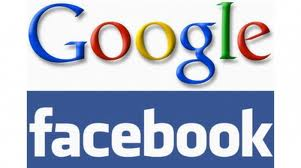 Facebook şi Google s-ar putea închide pe 23 ianuarie