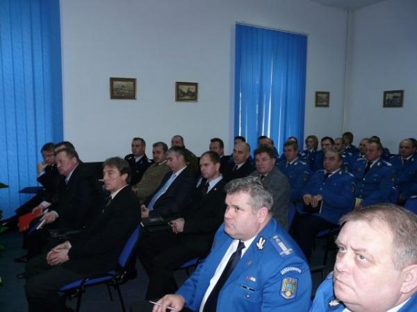 Jandarmii la Ziua Armatei