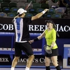 Horia Tecău a câştigat Australian Open la dublu mixt