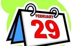 Ciudăţeniile zilei de 29 februarie