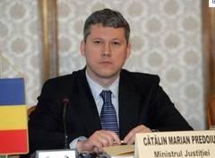 Cătălin Predoiu, premier interimar