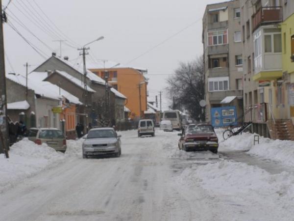 România sub cod roşu de ninsoare.Şcoli închise