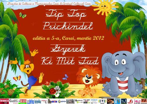 Inscrieri la Tip Top Prichindel 2012