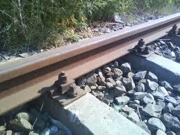 Se fură şi calea ferată