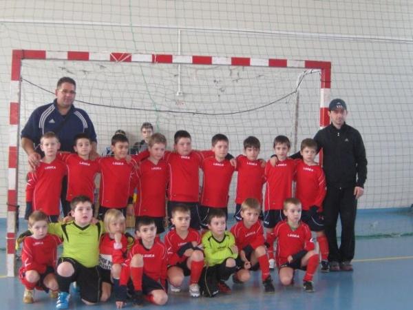 Careieni la Cupa Juniorul 2004