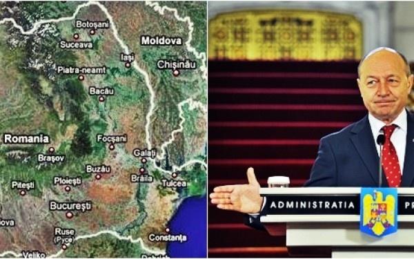 OTV-izarea României, năşită de Traian Băsescu şi PDL