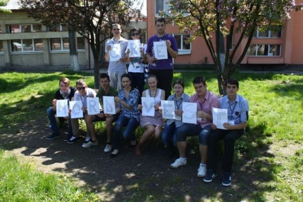 """Consiliul Regional al Elevilor NORD-VEST inițiază """"CARAVANA C.R.E."""""""