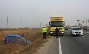Autoturism furat la Cluj găsit la Moftin