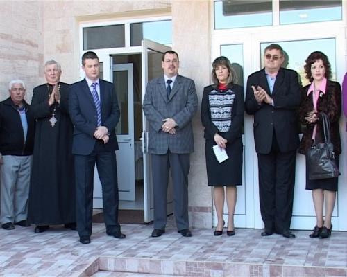 S-a inaugurat Ambulatoriul din Tăşnad