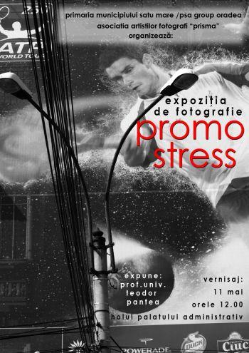 """Expoziţie """"PromoStress"""""""