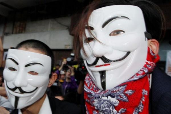 Hackerii de la Anonymous România au fost prinşi. Liderul grupării este din Piatra Neamţ