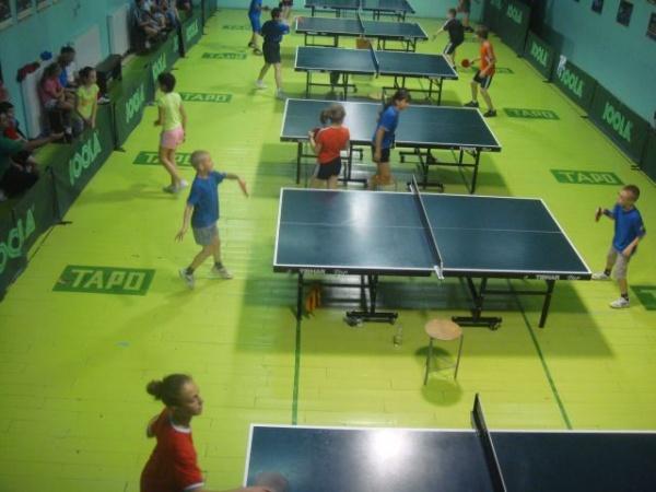 Tenis de masă:Cupa 1 Iunie Carei